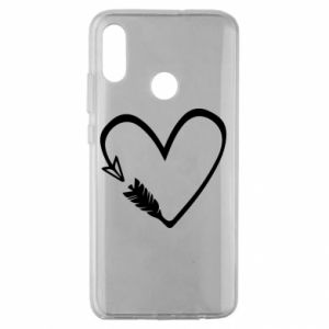 Huawei Honor 10 Lite Case Heart