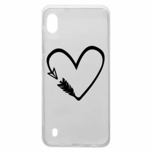 Samsung A10 Case Heart
