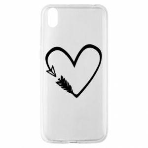 Huawei Y5 2019 Case Heart