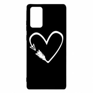 Samsung Note 20 Case Heart