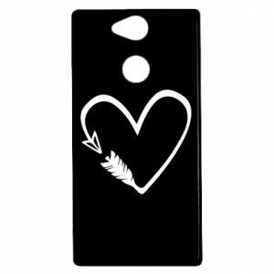 Sony Xperia XA2 Case Heart