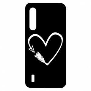 Xiaomi Mi9 Lite Case Heart