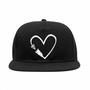 SnapBack Heart