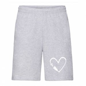 Men's shorts Heart