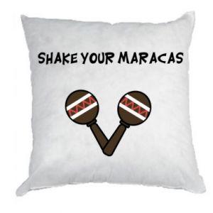 Poduszka Shake your maracas