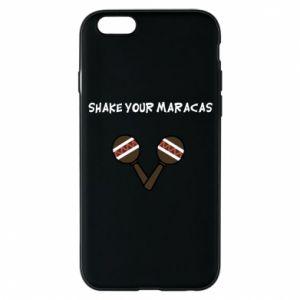 Etui na iPhone 6/6S Shake your maracas