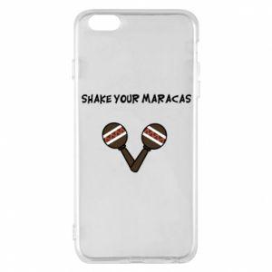 Etui na iPhone 6 Plus/6S Plus Shake your maracas