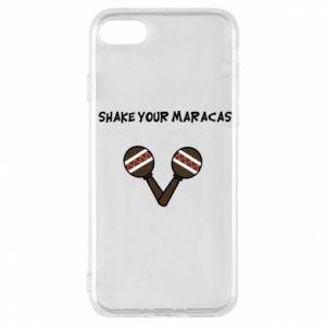 Etui na iPhone 7 Shake your maracas