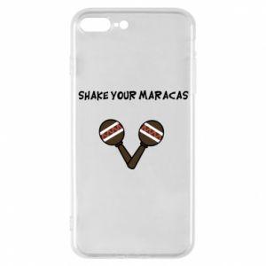 Etui na iPhone 7 Plus Shake your maracas