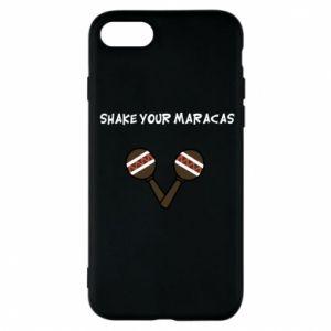 Etui na iPhone 8 Shake your maracas