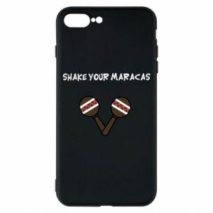 Etui na iPhone 8 Plus Shake your maracas