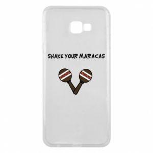 Etui na Samsung J4 Plus 2018 Shake your maracas