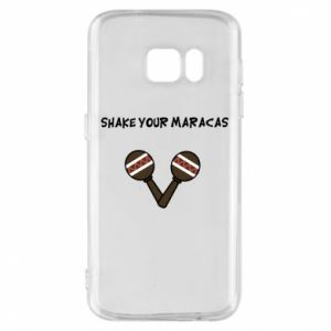 Etui na Samsung S7 Shake your maracas