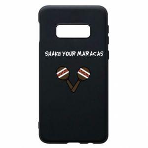 Etui na Samsung S10e Shake your maracas