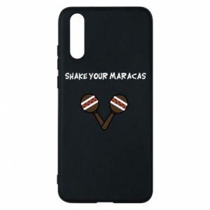 Etui na Huawei P20 Shake your maracas