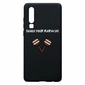 Etui na Huawei P30 Shake your maracas