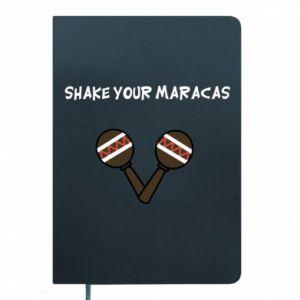 Notes Shake your maracas
