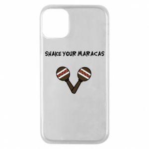 Etui na iPhone 11 Pro Shake your maracas