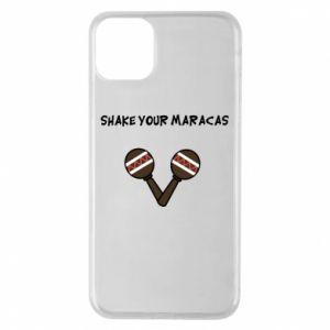 Etui na iPhone 11 Pro Max Shake your maracas