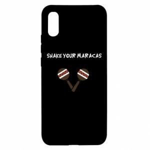 Etui na Xiaomi Redmi 9a Shake your maracas