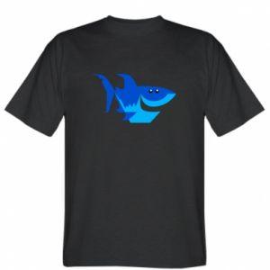 Koszulka męska Shark smile