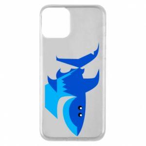 Etui na iPhone 11 Shark smile