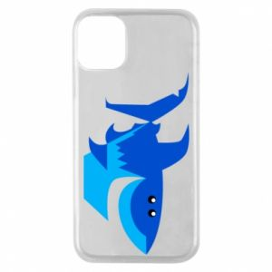Etui na iPhone 11 Pro Shark smile