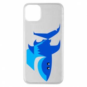 Etui na iPhone 11 Pro Max Shark smile