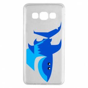 Etui na Samsung A3 2015 Shark smile