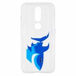 Etui na Nokia 4.2 Shark smile