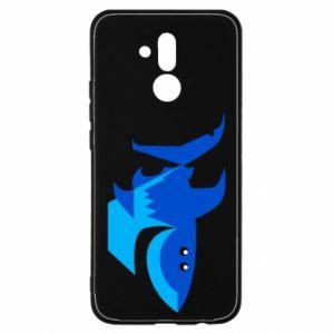 Etui na Huawei Mate 20 Lite Shark smile