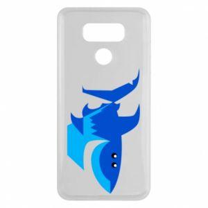Etui na LG G6 Shark smile