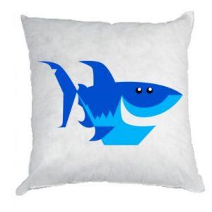 Poduszka Shark smile