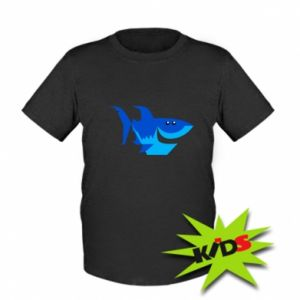 Koszulka dziecięca Shark smile