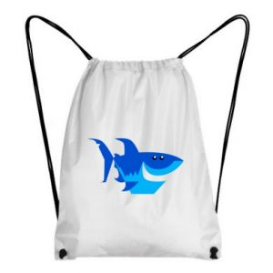 Plecak-worek Shark smile