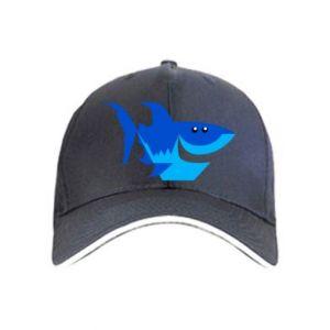 Czapka Shark smile