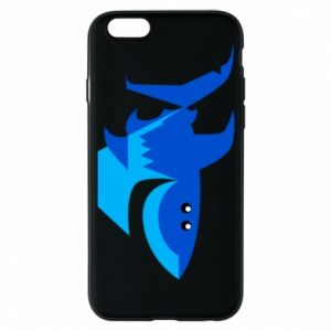 Etui na iPhone 6/6S Shark smile