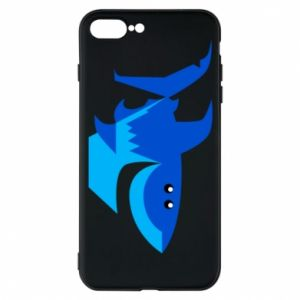 Etui do iPhone 7 Plus Shark smile
