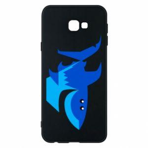 Etui na Samsung J4 Plus 2018 Shark smile