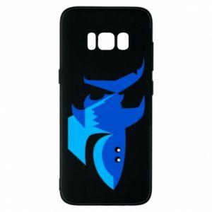 Etui na Samsung S8 Shark smile
