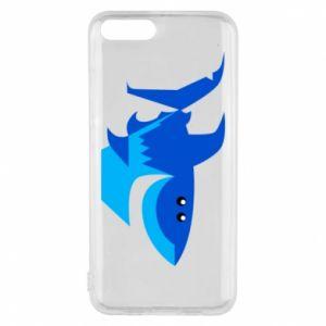 Etui na Xiaomi Mi6 Shark smile