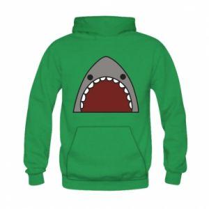 Kid's hoodie Shark