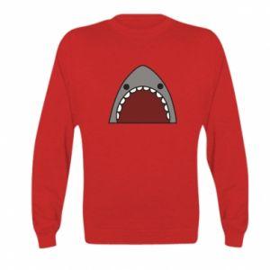Kid's sweatshirt Shark