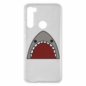 Xiaomi Redmi Note 8 Case Shark