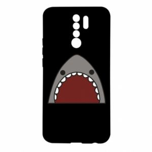 Xiaomi Redmi 9 Case Shark