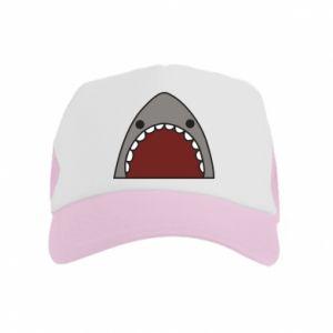 Kid's Trucker Hat Shark