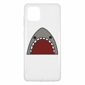 Samsung Note 10 Lite Case Shark
