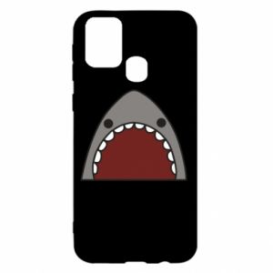 Samsung M31 Case Shark