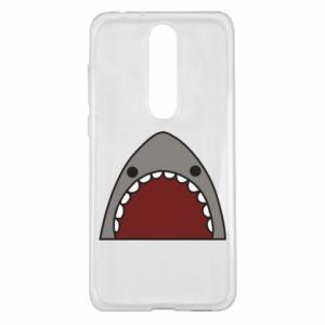 Nokia 5.1 Plus Case Shark