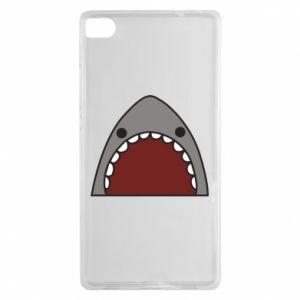 Huawei P8 Case Shark